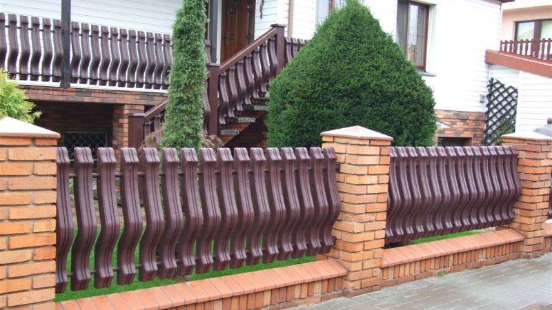 ogrodzenia śląskie