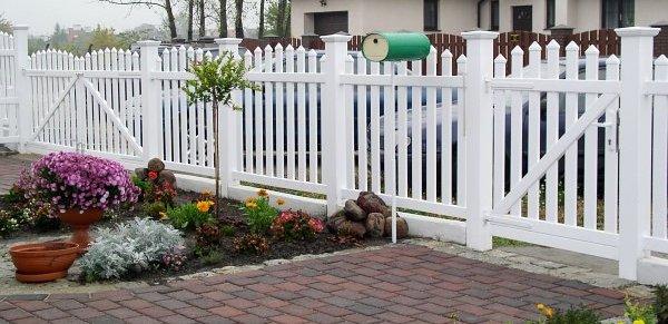 gotowe ogrodzenia metalowe