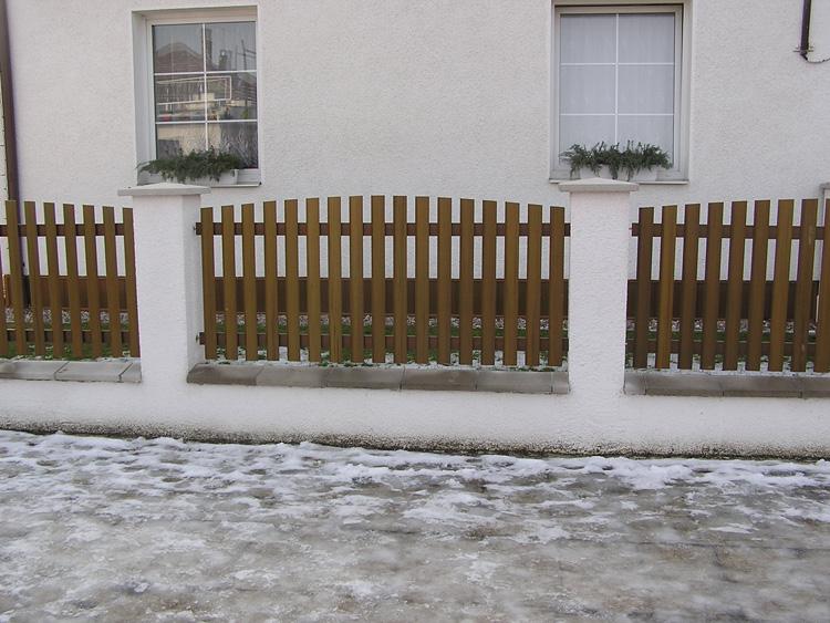 płoty ogrodzenia