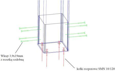 siatka metalowa ogrodzeniowa