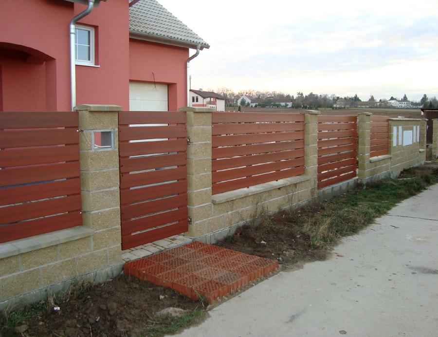 panele ogrodzeniowe pełne
