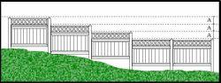 projekty ogrodzeń